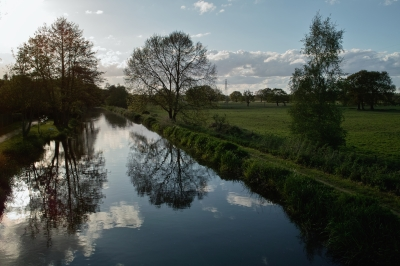 River Wey Canal from High Bridge